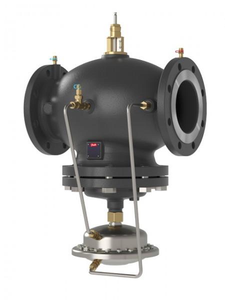 Danfoss automatisches Kombiventil AB-QM 150HF, DN 150, Flansch, 91600 - 229000 l/h