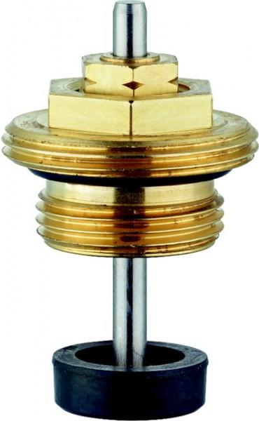 Heimeier Thermostat-Oberteil für VHK Bauschutzkappe schwarz, M 22 x 1,5