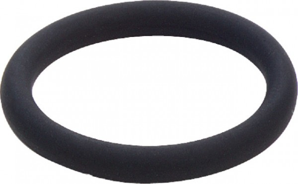 Viega Dichtelement 2286 in 15x2,5mm Gummi schwarz aus FKM