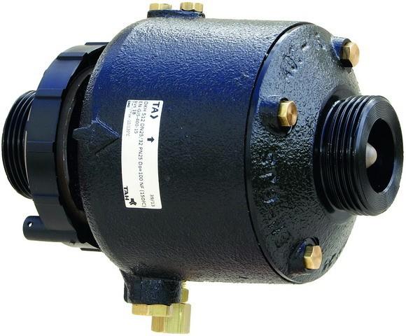 TA Differenzdruckregler DKH 512 PN 25 DN 25/32, G1 1/4, 15 kPa, kvs 4,4 m3/h