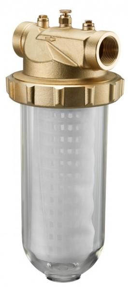 """Oventrop Wasserfilter """"Aquanova Magnum"""" DN40, 1 1/2""""IG,PN16,250-300 my, max.30 C"""