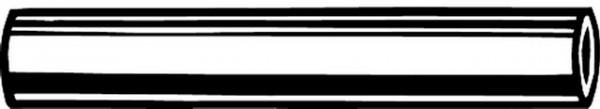 Heimeier Präzisionsstahlrohr 15 mm 1100 mm lang, verchromt.