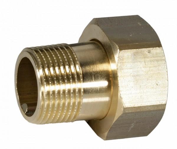 Honeywell Anschlussverschraubung VST06 Messing A, 1/2&quot