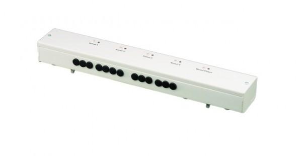 OVENTROP-Funkempfänger 4 Kanäle, 230 V, mit Stecker