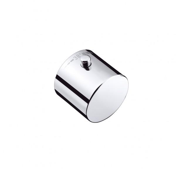 38391880 Hansgrohe Griff Axor Uno für Thermostat edelmatt