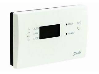 Danfoss elektronischer Solarwärmeregler