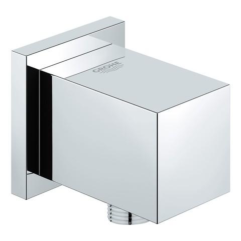 GROHE Wandanschlussbogen Euphoria Cube 27704 Außengewinde eigensicher chrom