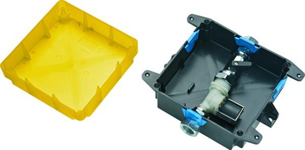 SCHWAB Urinal-IR-Steuerg.Rohbauset 9V, Batteriebetr. 9 V,z.Fertigbauset 382881
