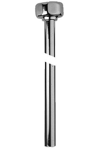 GROHE WAS-Anschlussrohr 41133 DN20 für Spülendurchführung chrom