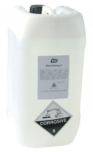 Syr Minerallösung 25 l Typ C, für Kupferrohrleitungen