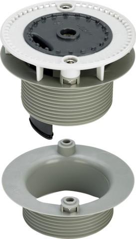 Viega Montagesatz 6145.192 in M8 Kunststoff grau
