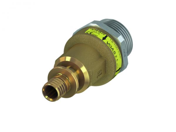 TECEflex Gassicherheitsarmatur