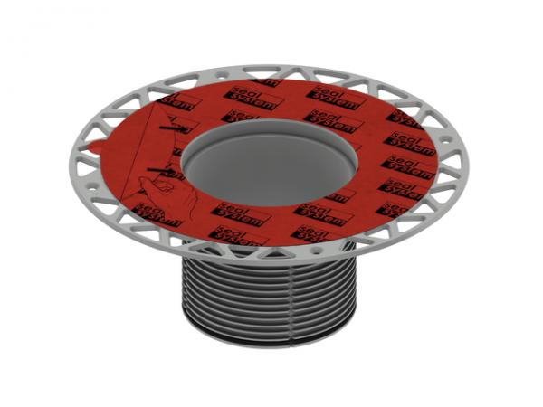 TECEdrainpoint S Aufstockelement, mit Seal System Universalflansch