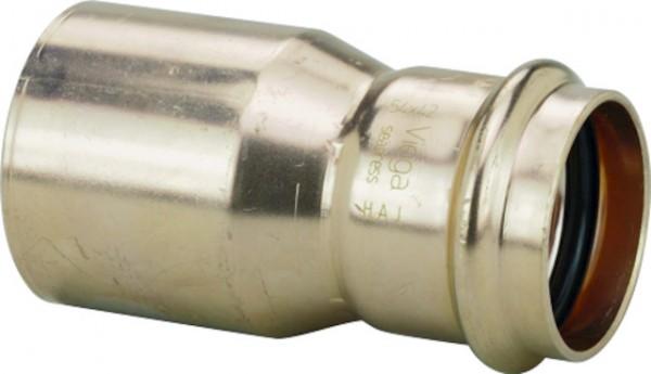 Viega Reduzierstück Seapress 0315.1 in 35x28mm CuNiFe