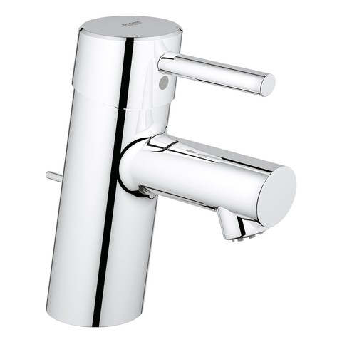 GROHE Einhand-WT-Batterie Concetto 23060 Niederdruck chrom