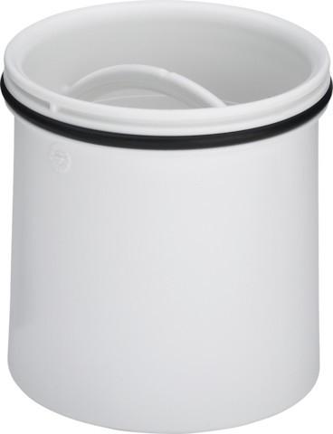 Viega Tauchrohr 6960.99 in Kunststoff weiß für Tempoplex Plus