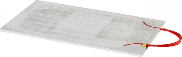 Viega Wandheizplatte Fonterra 1237.1 in 620x1000mm 100%aktiver Heizfläche