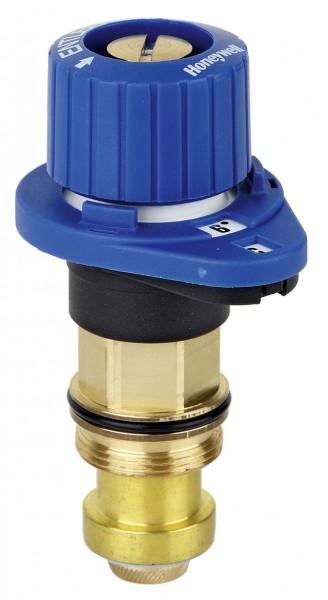 Honeywell Austausch - Oberteil zu Ventil Kombi-3-Plus, blau, DN15
