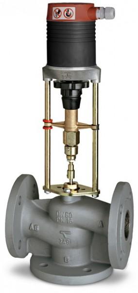 TA Stellmotor TA-MC 500/230 230 V, 3 Pkt. od. 0(2)-10 V, 4-20 mA