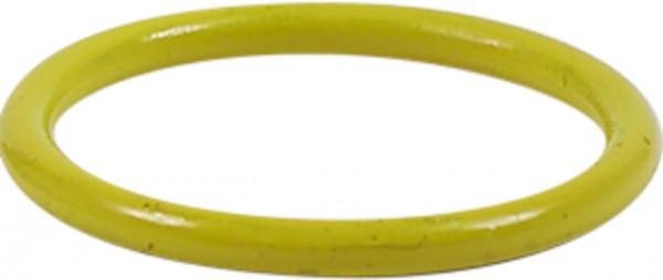 Viega Dichtelement mit SC-Contur Profipress G 2687 für Gas in 22x3mm Gummi gelb