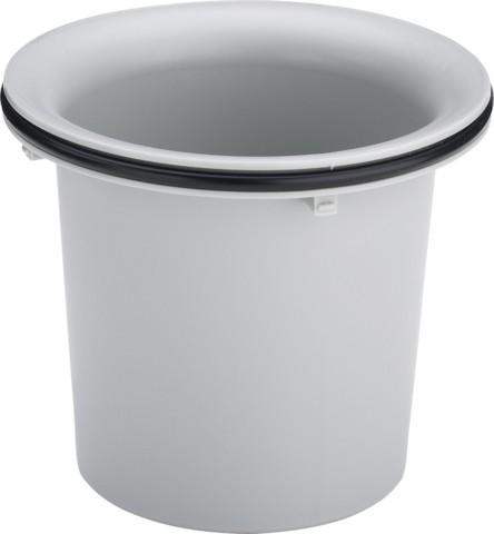Viega Tauchrohr 4921.20 aus Kunststoff grau