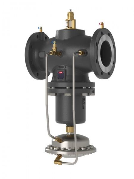Danfoss automatisches Kombiventil AB-QM 125, DN 125, Flansch, 36000 - 90000 l/h