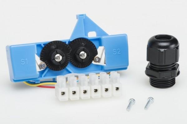 Honeywell Hilfsschalter 43191680 230 V, 10 A, für Antriebe 1800 N -002
