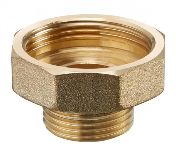 OVENTROP-Pumpenanschlussstutzen für Kesselverrohrung, G1 1/2 IG x G1 ...